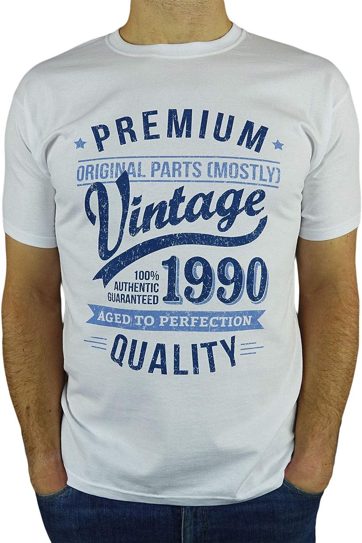 Best of 1990 Regalo Vintage 30 Anni 30 Compleanno Donna Uomo Canotta