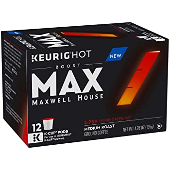 MAX by Maxwell House Boost