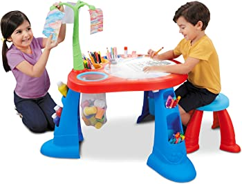 Little Tikes Children Tracing Art Desk