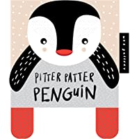 Pitter Patter Penguin: Baby's First Soft Book