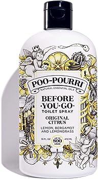 Poo-Pourri Before-You-Go Toilet Spray Refill 16 oz