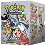 Pokemon Adventures Gold & Silver Box Set: Volumes 8-14