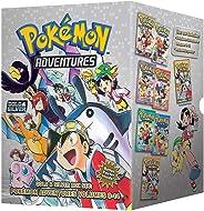Pokemon Adventures Gold & Silver Box Set: Volumes 8-14