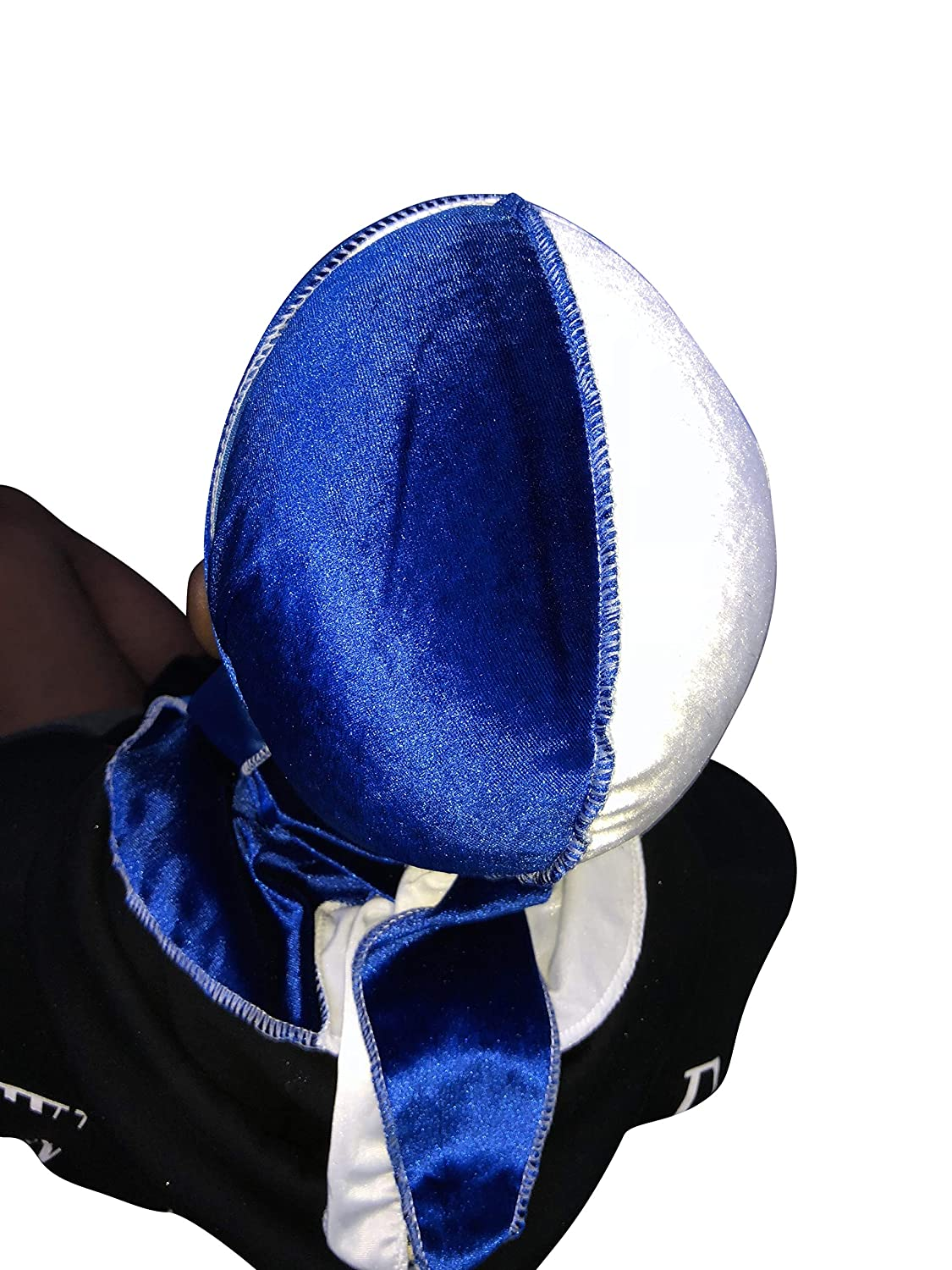 360 Waves Extra Long Straps for Men Will Last for Years Velvet Premium Durag 20+ Colors Slippery Apparel