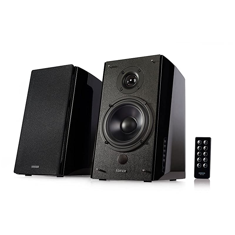 Edifer R2000DB Powered Bluetooth Bookshelf Speakers