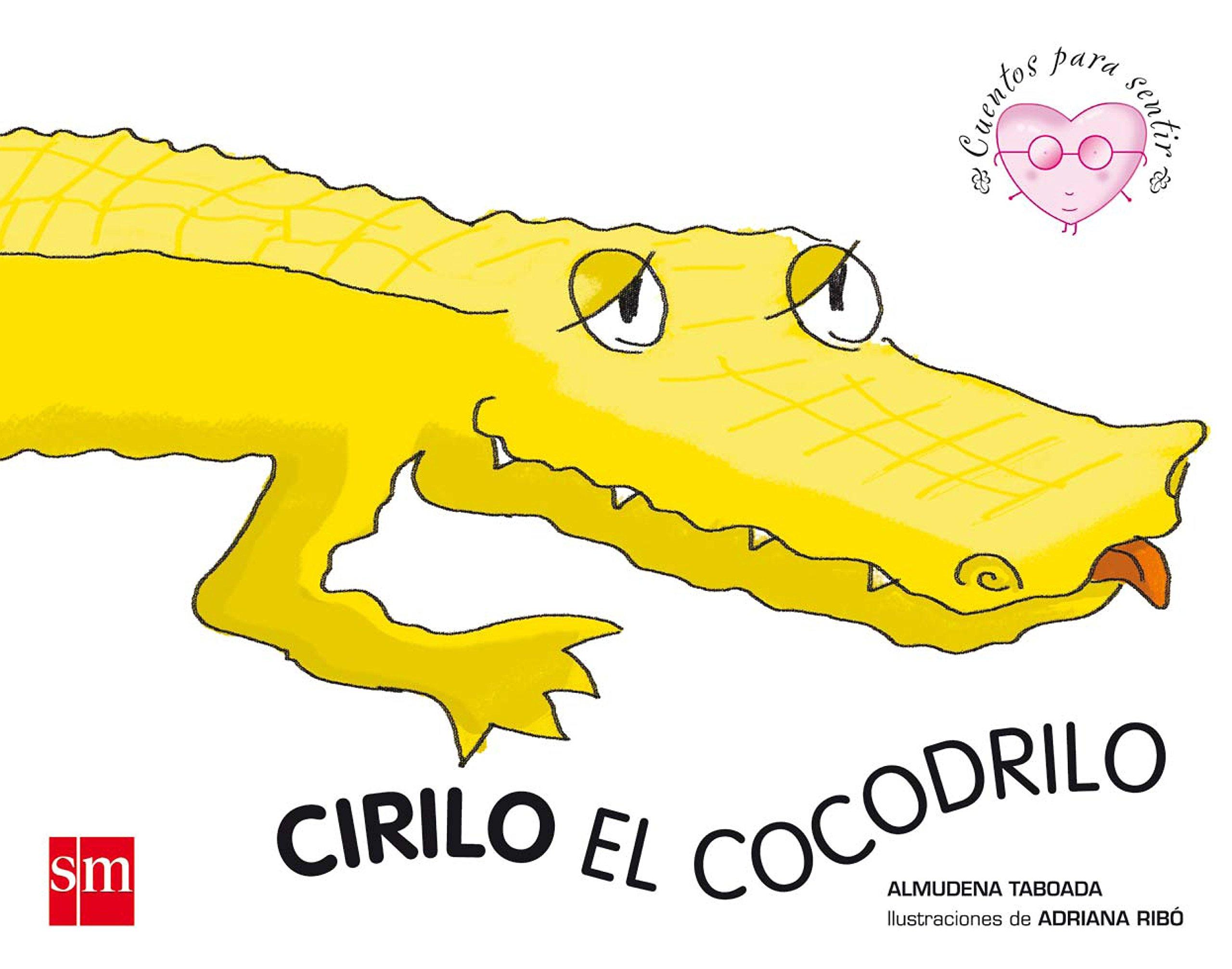 Color Cirilo Cuentos Cuento La Sobre Cocodrilo El De Un Piel XqwXTr
