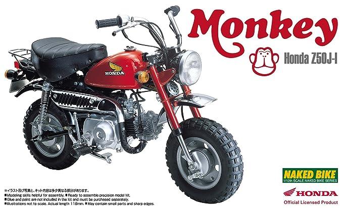 Aoshima 1 12 Honda QuotMonkeyquot Motorbike