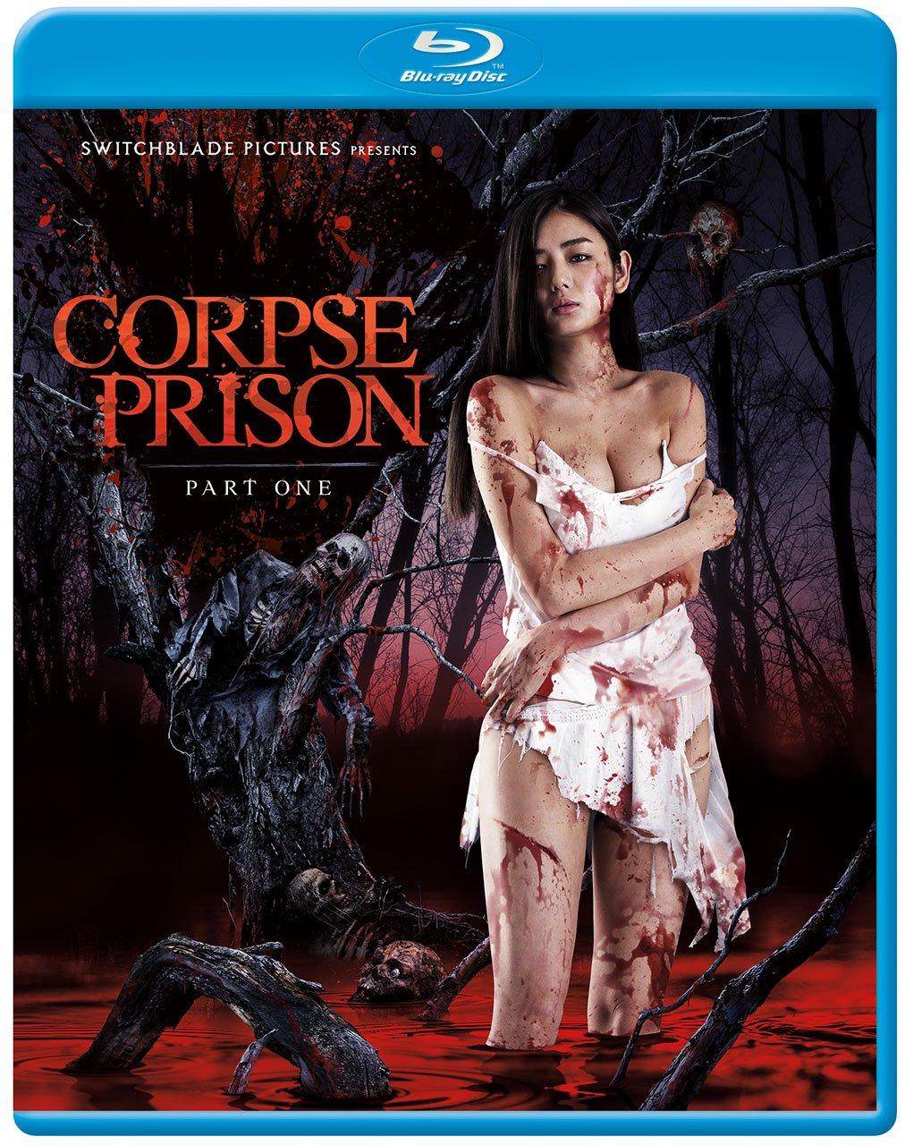 Blu-ray : Corpse Prison (Anamorphic, Subtitled)