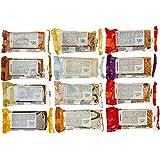 E.L.F Energy Cake - Mix Box 10x125g, 1er Pack (1 x 1,25 kg) Probierbox 10 verschiedene Sorten
