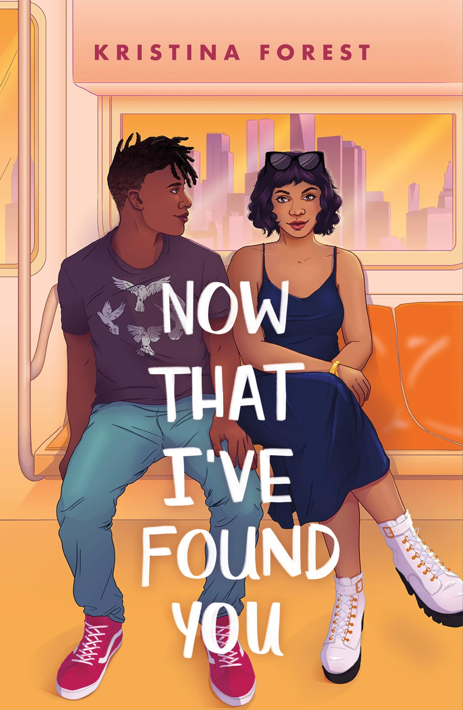 Now That I've Found You - YA Books with Black Protagonists
