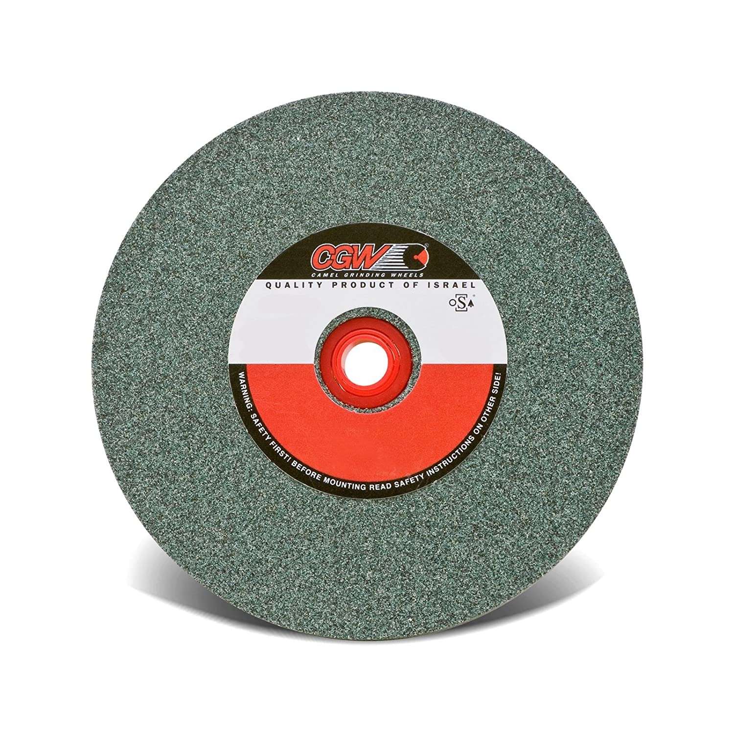 Bench Wheels Sold as 1 Each Carton Pack 6X3//4X1 Gc80-I-V Bench Wheel Green Silicon Carbide CGW Abrasives
