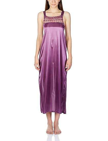 c6238bec89 Carlo Rossi Women s Satin Pyjama Set (CA7714 Burgandy Free Size ...