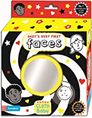 Baby's Very First Cloth Book: Faces (Babys Very First Book)