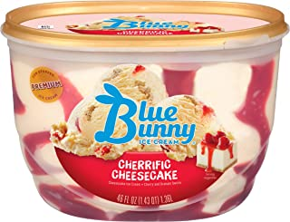 product image for Blue Bunny Cherrific Cheesecake Frozen Dessert , 46 fl oz