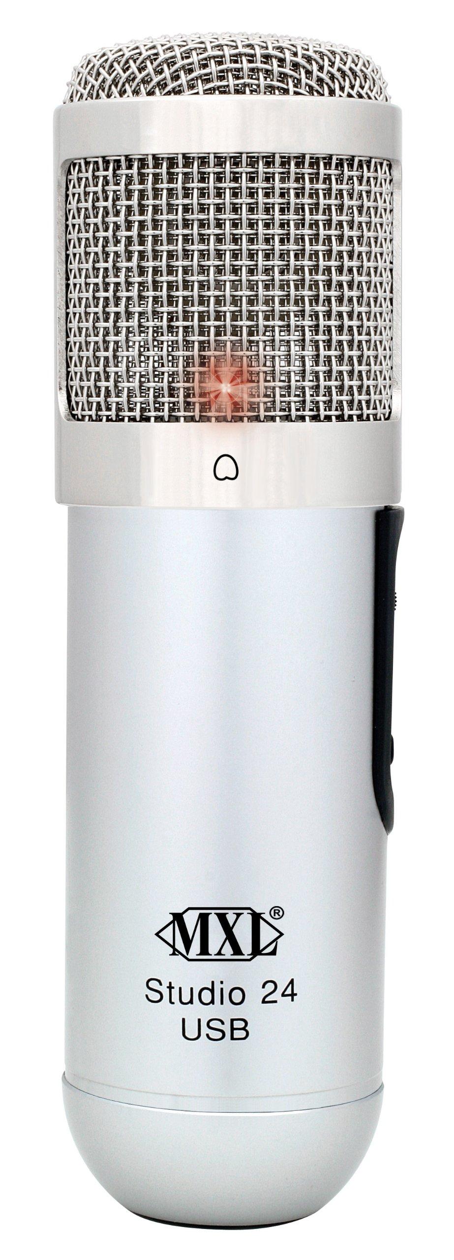 MXL Studio 24 USB Microphone