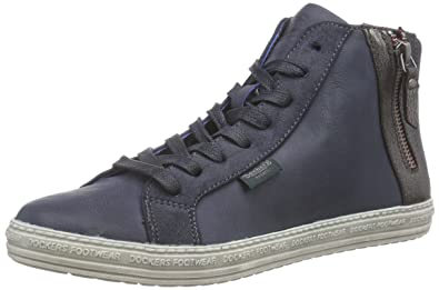 sports shoes 85cb2 4c036 Dockers by Gerli 32LN213-636430 Damen Hohe Sneakers