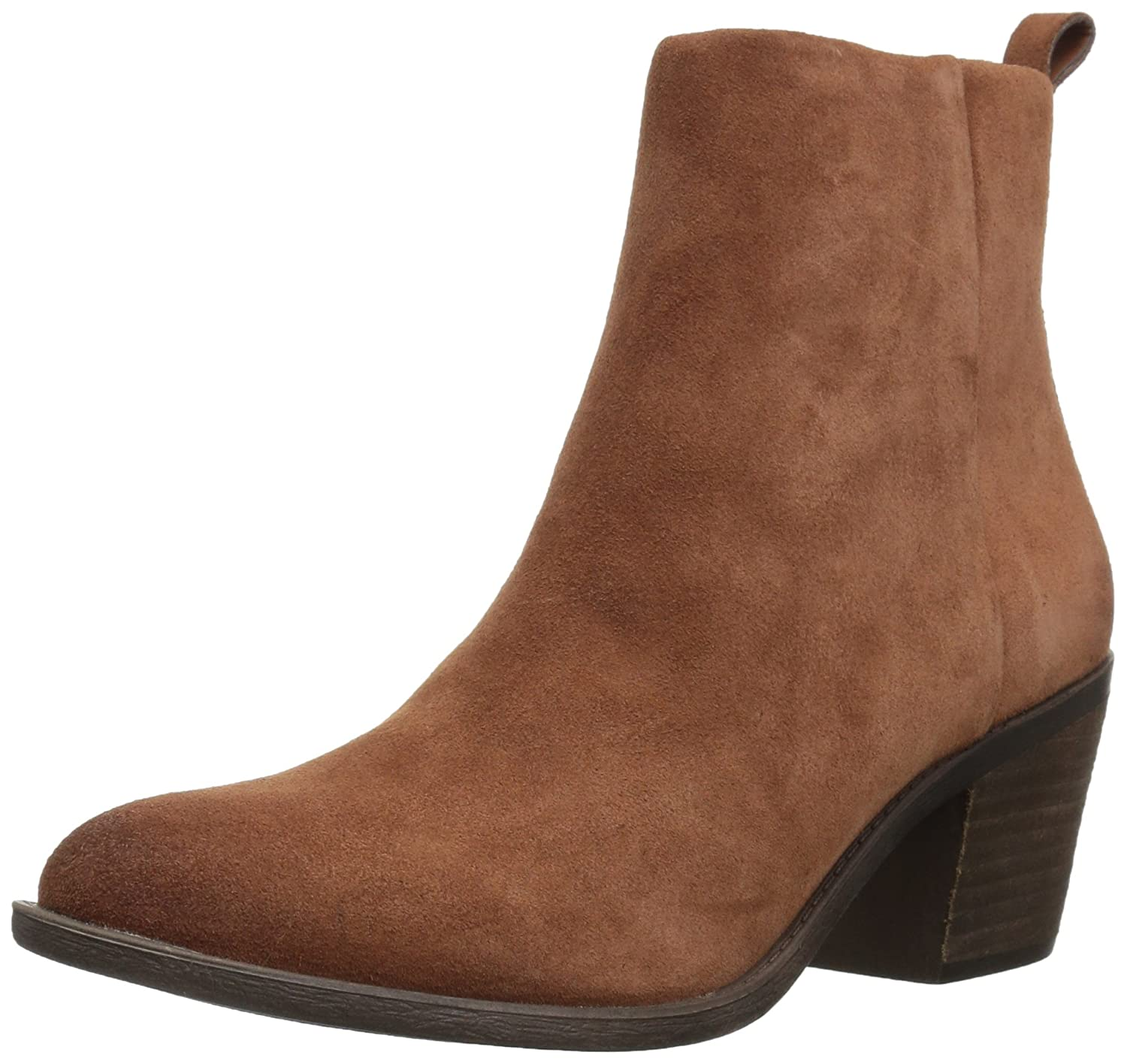 Lucky Brand Women's Natania Ankle Boot B0722LWP7S 6 M US|Toffee