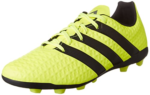 wholesale dealer a5c9b 6ab93 Adidas Ace 16.4 FxG, Scarpe da Calcio Bambino, Giallo (Solar YellowCore