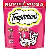 TEMPTATIONS Super Mega Cat Treat Hearty Beef 350g Bag