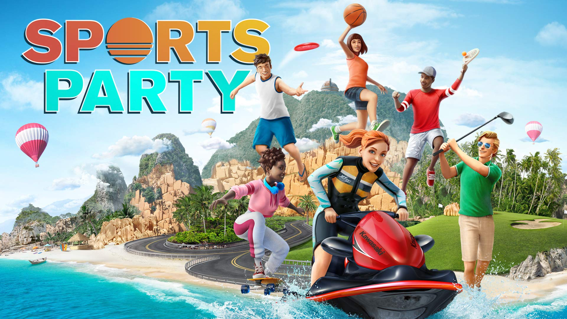 Sports Party -  [Digital Code]