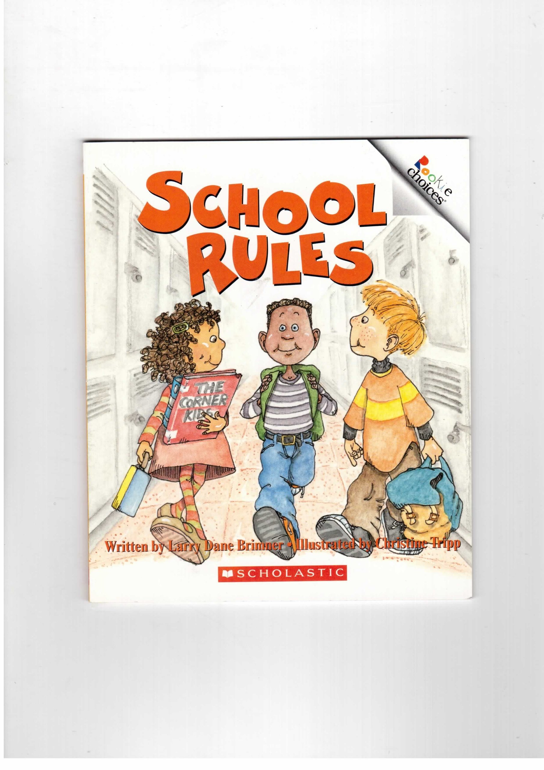Download School Rules (Rookie Choices) ebook