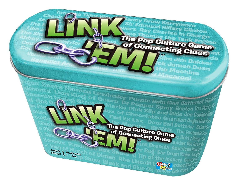 Amazon.com: Link \'Em Game: Toys & Games
