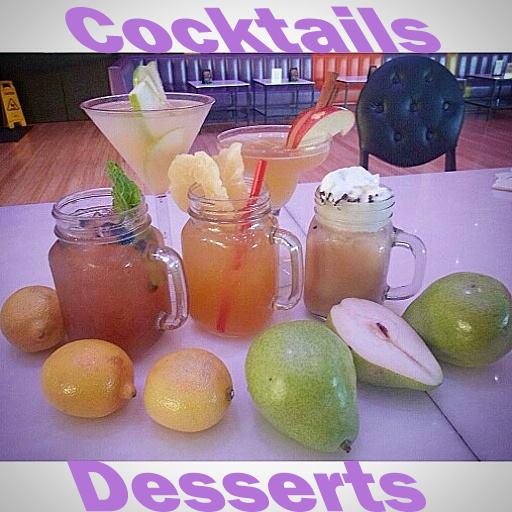 (Cocktails & Desserts)