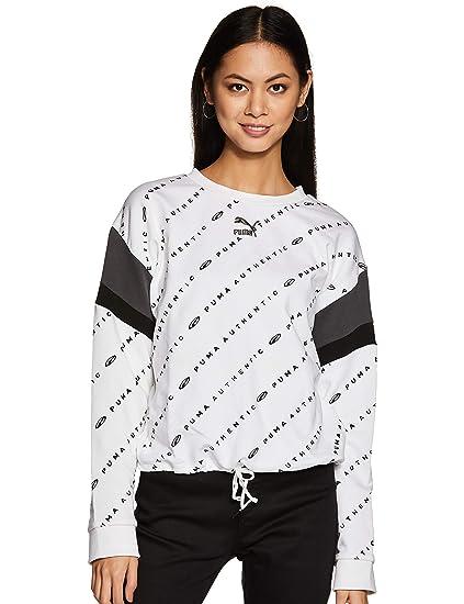Puma Women Sweatshirt: Amazon.in