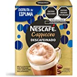 Café Soluble Nescafé Cappuccino Descafeinado 6 Sticks 20g c/u