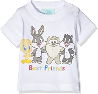 Twins - Looney Tunes 1 127 62, T-Shirt Unisex - Bimbi 0-24