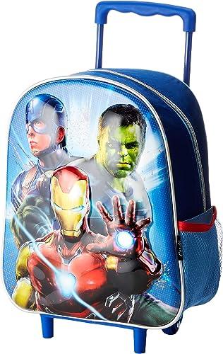 Cerdá Avengers, Mochila con Ruedas Infantil 3D de The ...
