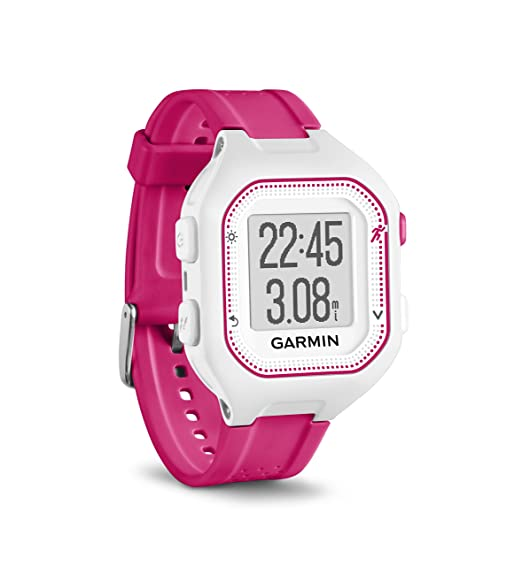 87ca2e54962839 Image Unavailable. Image not available for. Color: Garmin Forerunner 25 ...