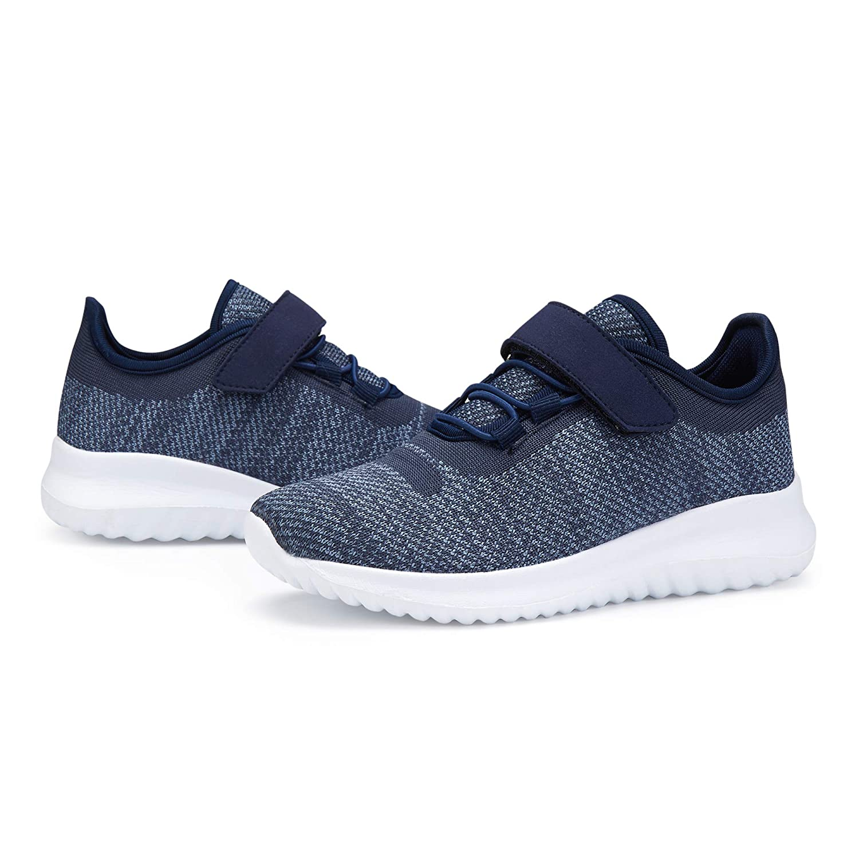 FANSITE Kids Lightweight Sneakers Boys Girls Toddler Cute Casual Running Shoes