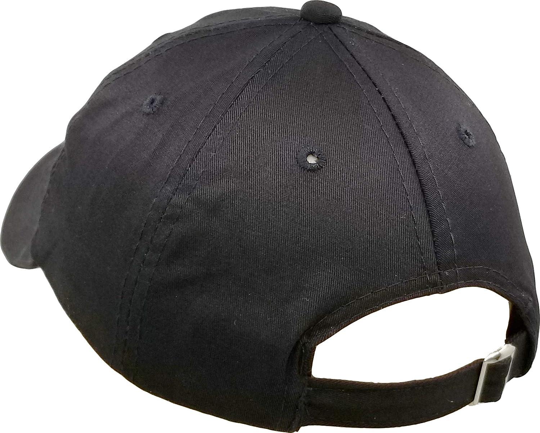 0c9483696bf Amazon.com  Baseball-Cap-Hat-Boys Kids Adjustable Plain - Unisex  Unconstructed Low Profile Cotton Fit 4-12 Years  Clothing