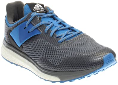 adidas Originals Men's Response 3 m Running Shoe, Grey/Ray Blue/Ray Blue