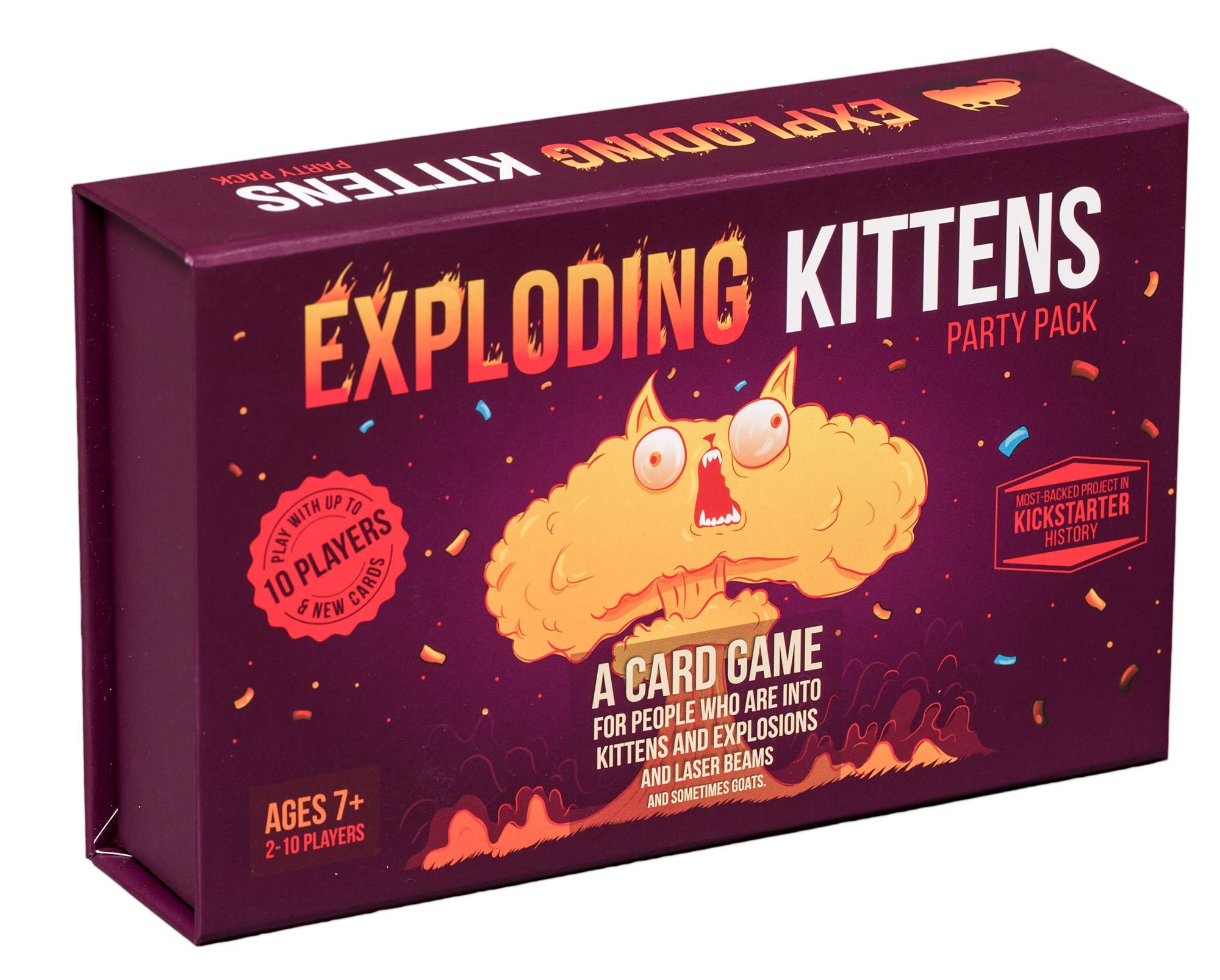 Exploding Kittens Party Pack Family Game Buy Online In Cayman