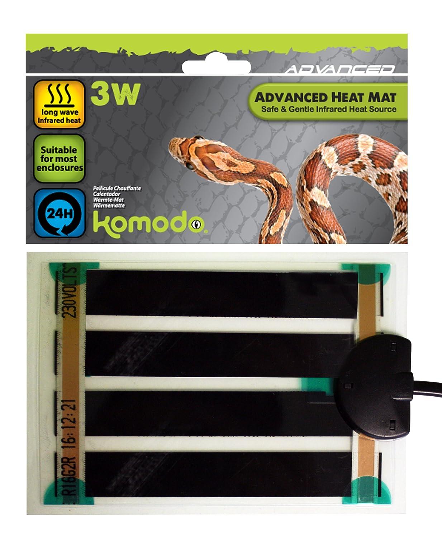 Komodo Advanced Chaleur Tapis 3W (96x146mm) 82340