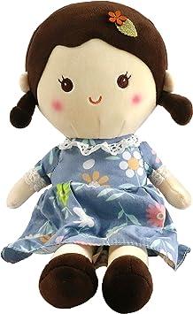 Houwsbaby Stuffed Rag Doll, 15