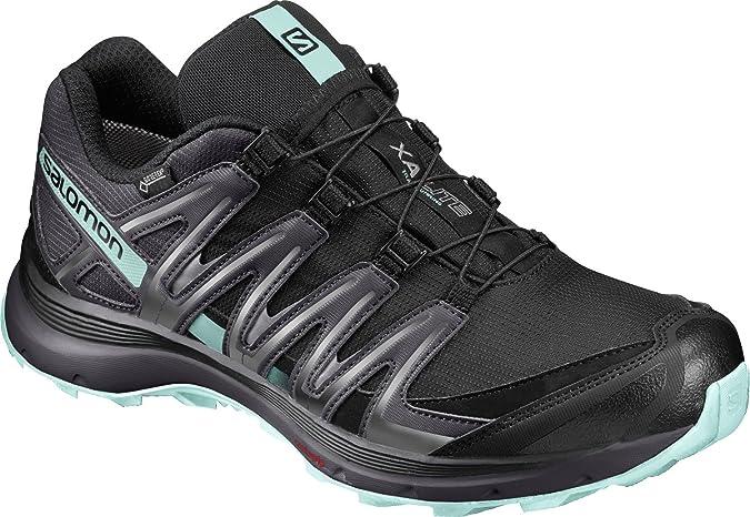 Salomon XA Lite GTX, Calzado de Trail Running, Impermeable para Mujer: Amazon.es: Zapatos y complementos
