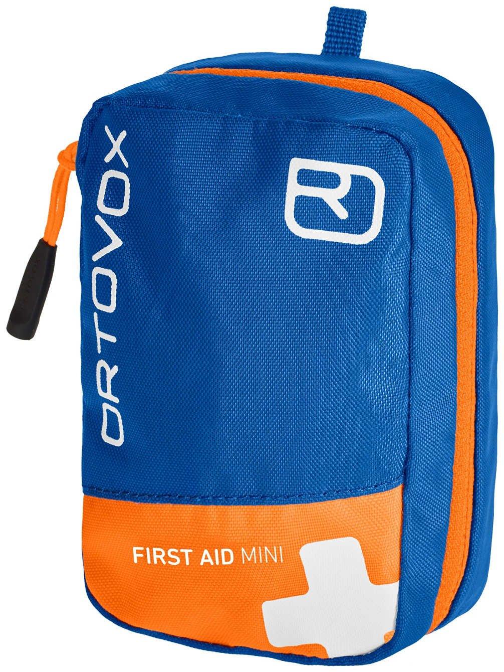 Ortovox 2304000005 Kit de Primeros Auxilios, Unisex Adulto, Azul (Safety Blue), Talla Ú nica Talla Única