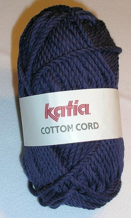 De pana de algodón, hilo de algodón grueso cordón óptica, azules ...