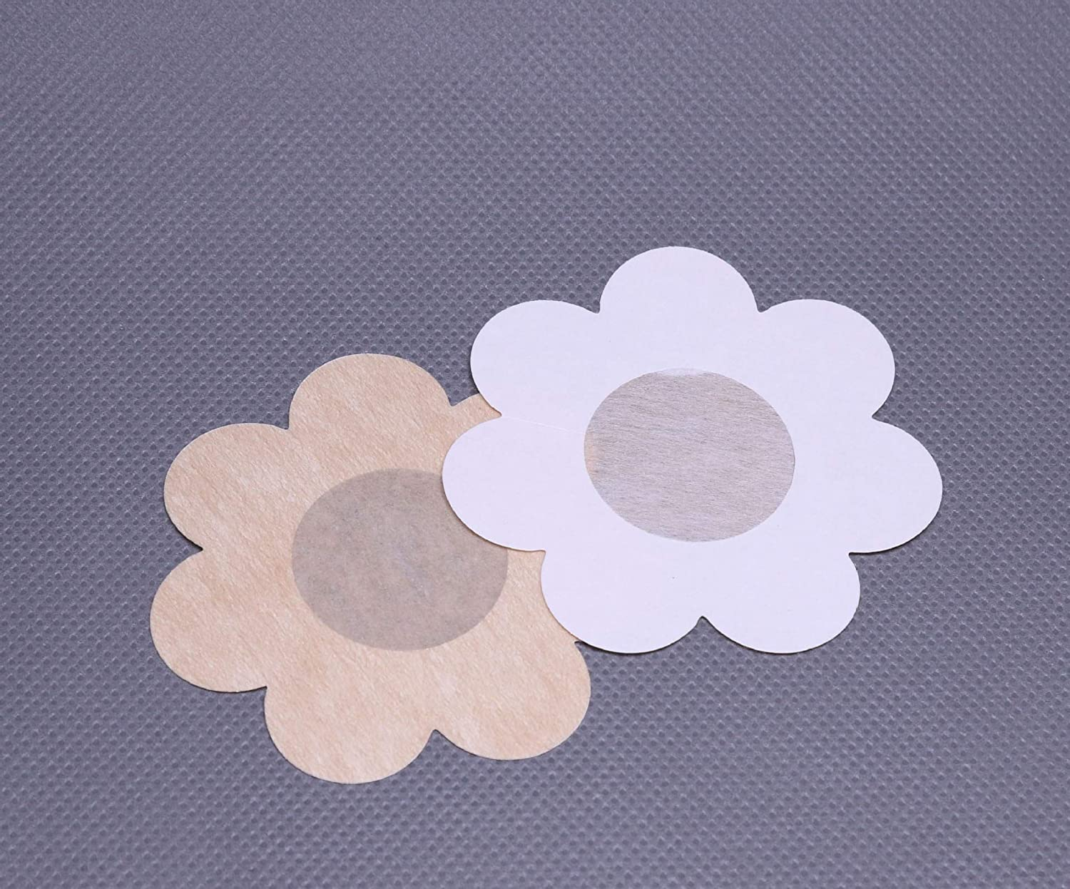 20 Disposable Ladies Breast Nipple Covers Adhesive Invisible Instant Boob Lift Tapes Bra Pads Non-Woven Stickers