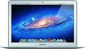 Apple - MacBook Air MD508LL/A - Intel Dual-Core i5-2467M 1.60GHz - 2GB RAM - 64GB SSD - Mac OS x10.7 Lion - 13.3-inch (Renewed)