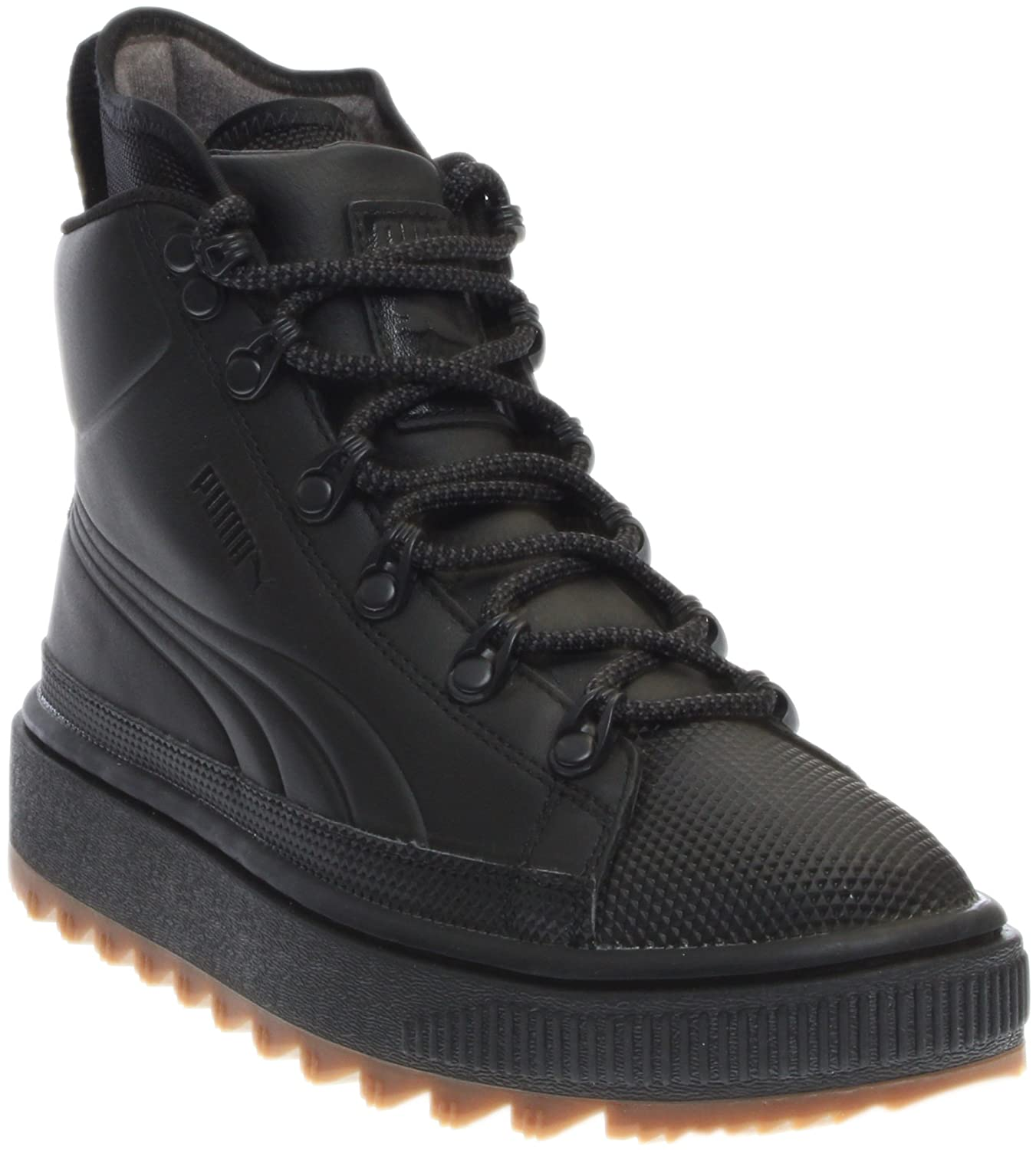 f4e2278bcbecf PUMA The Ren Boot Jr Sneaker, 5.5C