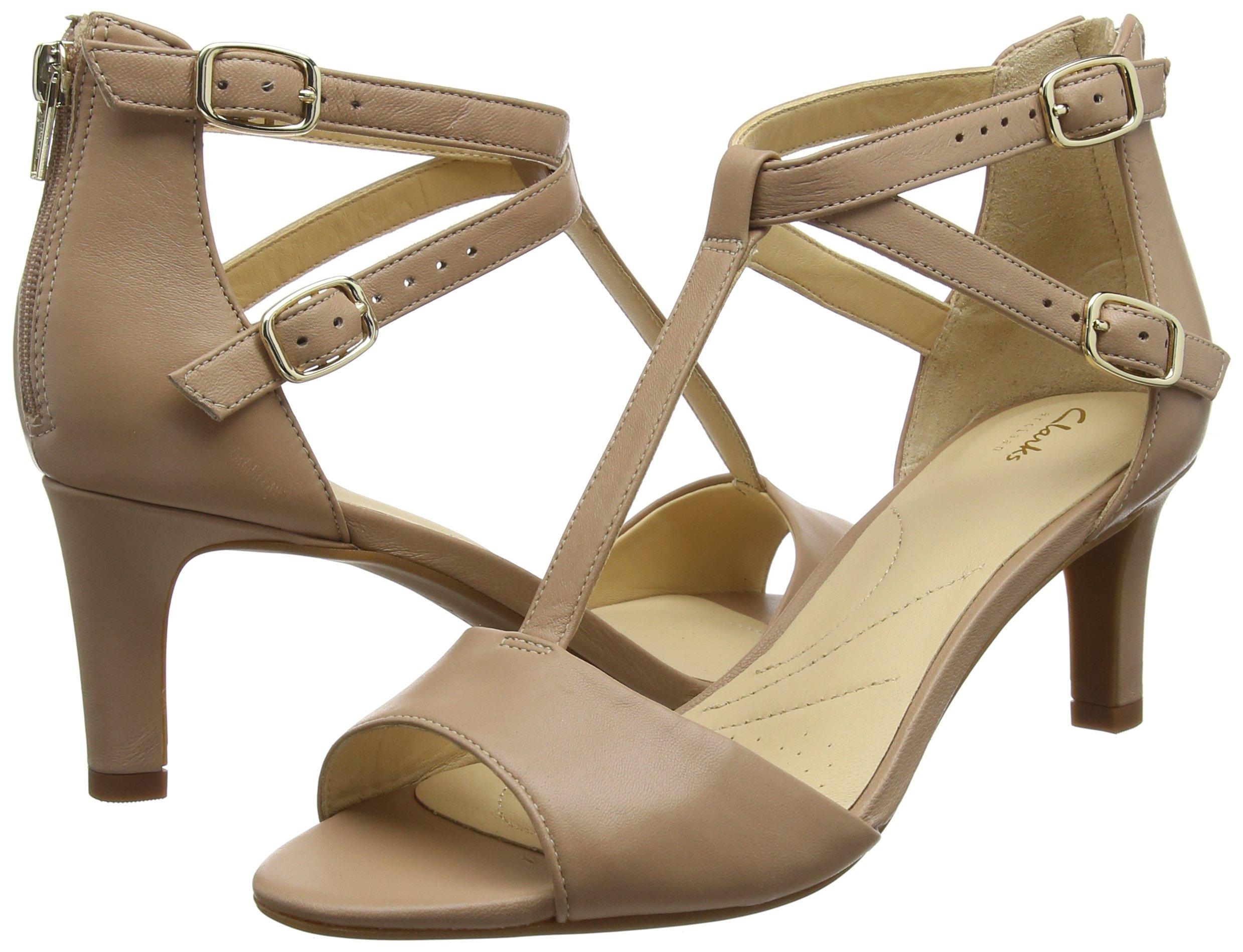 Girar en descubierto recomendar puesto  Clarks Women's Laureti Pearl Ankle Strap Sandals- Buy Online in Antigua and  Barbuda at antigua.desertcart.com. ProductId : 146315623.