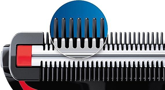 Philips BG105/10 - Afeitadora corporal, Apta para recortar el pelo de zonas sensibles, color negro y rojo: Philips: Amazon.es: Salud y cuidado personal