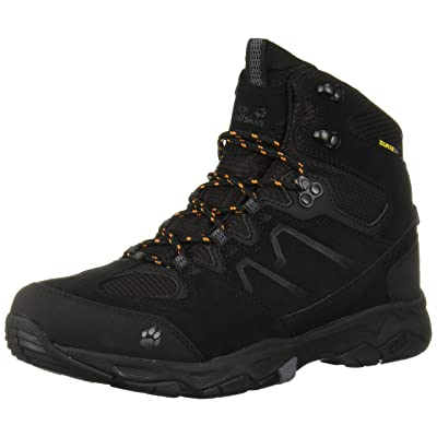 Jack Wolfskin MTN Attack 6 Texapore Mid Men's Waterproof Hiking Boot | Hiking Boots