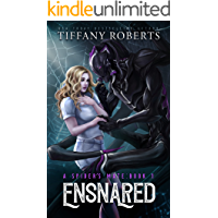 Ensnared: An Alien Romance Trilogy (The Spider's Mate Book 1)
