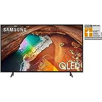 Samsung Q60R 123 cm (49 Zoll) 4K QLED Fernseher (Q HDR, Ultra HD, HDR, Twin Tuner, Smart TV) [Modelljahr 2019]