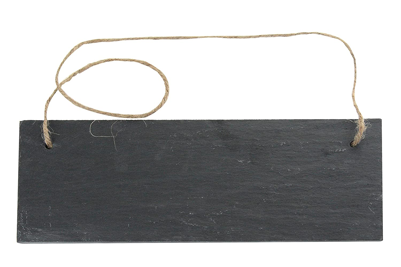 Apollo Slate Door Sign, Grey Apollo housewares 4570